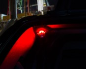 Mini Strobe Light Oval Bracket