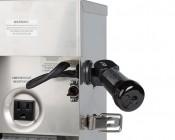Low-Voltage Transformer - 150 Watt Multi-Tap Landscape Lighting Transformer: With Photocell Dusk-to-Dawn Sensor Installed
