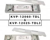Dimmable LED Driver - Enclosed Power Supply - 25-60W - 12 Volt DC: Open Enclosure Comparison