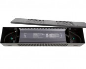 Dimmable LED Driver - Enclosed Power Supply - 120W - 12 Volt DC: Inside Driver