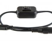 LBFA-SWx series LuxBar Power Switches: 30 CM Length.