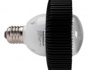 LED Retrofit Lamp - 175W Equivalent HID Conversion- E39/E40 Mogul Base - 7,500 Lumens - 4000K - Ballast Bypass: Profile View
