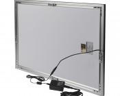 Ultra-Thin LED Light Box w/ Snap-Open Frame