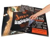 Custom Luxart® Graphic Insert for Snap-Open Frame LED Light Boxes