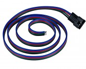 LC4 Locking Connector Pigtail Power Cable: Female Connector
