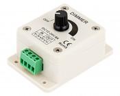 LDK-8A 12~24 Volt DC Single Color LED Dimmer