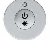 LDRF-1C8AT RF Switch for 12~36 Volt DC LED Dimmer: Front View