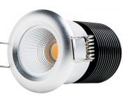 8 Watt COB LED Recessed Light Fixture - Bridgelux COB
