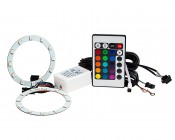 LED Color Changing Angel Eye Headlight Accent Light Kits
