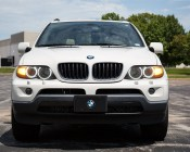 LED Angel Eye Replacement Kits - BMW E92 CREE 40W LED: Shown Installed In BMW SUV.