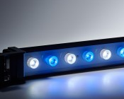 """36"""" High Power LED Aquarium Light with Alternating White and Blue LEDs. Each color is independently controllable."""