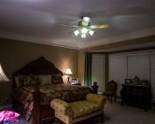 R20 LED Bulb, 7W: Installed In Bedroom Ceiling Fan