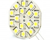G4 LED Bulb - 15 SMD LED - Bi-Pin LED Disc