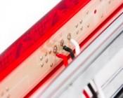 Golf Cart LED Tail Light/Brake Light Extension Kit: Wiring on Back of LEDs on BLB-R9
