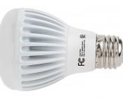 R20 LED Bulb, 7W: Profile View