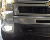 H16 LED Bulb - 28 LED Daytime Running Light on Chevy 