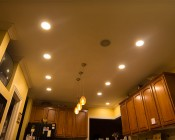 """Replacement LED Downlights for 6"""" Fixtures - 65 Watt Equivalent LED Can Light Replacement - Integral Junction Box - 650 Lumens"""