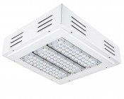 LED Canopy Lights - 150W - Natural White - Flush Mount or Surface Mount - Square Beam Pattern