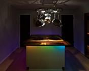 Color Chasing RGB LED Light Strip Kit - Flexible LED Tape Light with 9 SMD LEDs/ft. -  3 Chip RGB SMD LED 5050