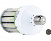 LED Corn Light - 320W Equivalent HID Conversion - E39/E40 Mogul Base - 11,150 Lumens: Back View