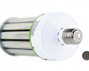 LED Corn Light - 500W Equivalent HID Conversion - E39/E40 Mogul Base: Profile View