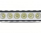 LED Daytime Running Light Kit - Bottom Mount: Front View