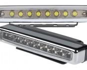 LED Daytime Running Light Kit - Narrow Beam