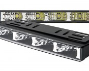 LED Daytime Running Light Kit with Dimming Function