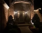Candelabra LED Decorative Filament Bulb, Bent Tip Shape Porch Lighting