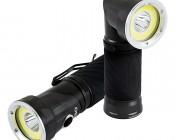 LED FLashlight - NEBO Cryket - 250 Lumens