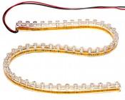 Waterproof LED Light Bar - Flexible LED Bar with 30 SMDs/ft., 5mm DIP LED