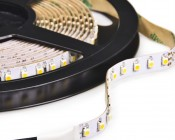 Flexible dual-white high power LED light strip