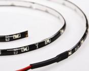 Weatherproof flexible led light strip