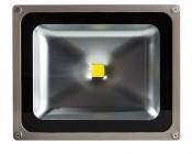 High Power 50W LED Flood Light Fixture: Front View