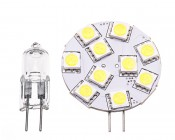 10HP-LED G4 Lamp with Equivalent Incandescent Bulb