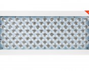 LED Grow Light - 300W Rectangular Panel Plant Grow Lamp, 11-Band Spectrum: Front View of LED Panel