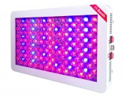 LED Grow Light - 450W Rectangular Panel Plant Grow Lamp, 11-Band Spectrum