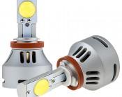 LED Headlight Kit - H11 LED Headlight Bulbs Conversion Kit