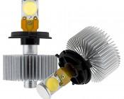 LED Headlight Kit - H4 LED Headlight Bulbs Conversion Kit