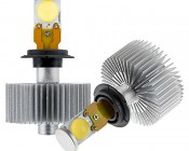 LED Headlight Kit - H7 LED Headlight Bulbs Conversion Kit