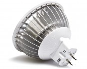 White 6Watt LED bulb