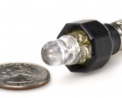 LED Multicolored Night Light Bulb