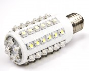 Edison base tube type bulb