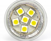 6 High Power LED MR11 Bulb