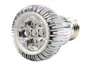 PAR20 LED Bulb, 5W Dimmable