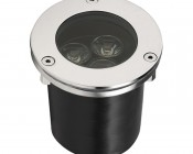 LED In-Ground Well Light - 3 Watt