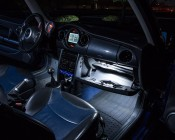 LED Interior Car Map, Footwell, Glovebox, And Trunk Lights.