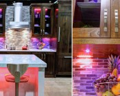 High Power RGB LED Flexible Light Strips
