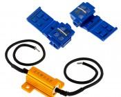 LED Marker Lamp Load Resistor Kit - Sidemarker LED Light Hyperflashing & Warning Fix
