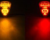 MBCPC LED Marker Lamp available in Amber and Red